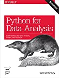 Python for Data Analysis: Data Wrangling with Pandas, NumPy…