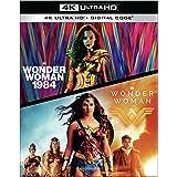 Wonder Woman 1984/Wonder Woman (Amazon/2 Film Bundle 4KUHD + Digital)