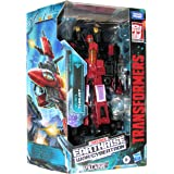 Transformers Generations War for Cybertron Earthrise WFC-E26 Voyager Class Decepticon Thrust
