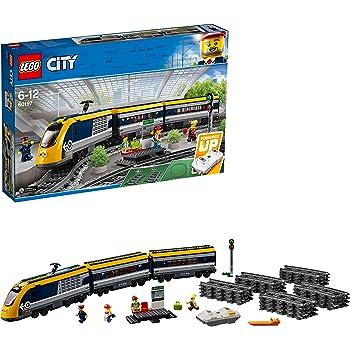 レゴ(LEGO)シティ ハイスピード・トレイン 60197