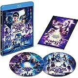 レディ・プレイヤー1 3D&2Dブルーレイセット (初回仕様/2枚組/ブックレット付) [Blu-ray]