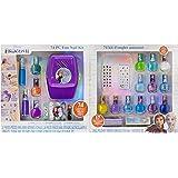 Townley Girl Disney Frozen Mega Nail Set with Nail Dryer