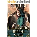 Highlander's Hidden Scars: A Steamy Scottish Medieval Historical Romance