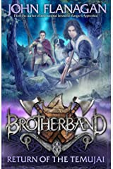 Brotherband 8: Return of the Temujai Kindle Edition