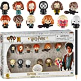 Harry Potter Pencil Toppers, Gifts, Toys, Collectibles – Set of 12 Harry Potter Figures for Writing, Party Decor –Ron Weasley