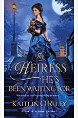 The Heiress He's Been Waiting For (Hamilton Cousins Book 1) Kindle Edition