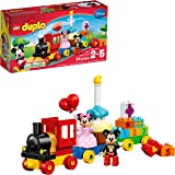 LEGO DUPLO l Disney Mickey Mouse Clubhouse Mickey & Minnie Birthday Parade 10597 Disney Toy (24 Pieces)
