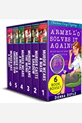 Armello Solves It Again: Cozy Mystery Collection 6 Book Boxset Kindle Edition