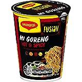 MAGGI Fusian Noodle Cup Mi Goreng Hot & Spicy, 65g