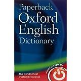 Paperback Oxford English Dictionary 7/E