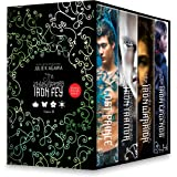 Iron Fey Boxed Set 2: The Lost Prince, the Iron Traitor, the Iron Warrior, the Iron Legends: 5