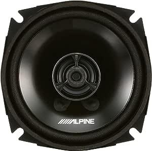 アルパイン(ALPINE) 2ウェイスピーカー コアキシャル 12cm STE-G120C