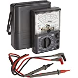Hioki 3030-10 HiTester Manual-Ranging Average-Sensing Analog Multimeter 600V 3 Kilohms 300 Milliamp