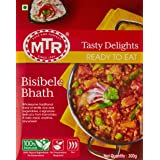 MTR Ready-To-Eat Bisibele Bhath, 300 g