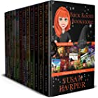 Back Room Bookstore Cozy Mystery Boxed Set: A Paranormal Witch Cozy Series