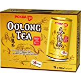 Pokka Oolong Tea, 300 ml (Pack of 12)