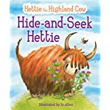 Hide-and-Seek Hettie: The Highland Cow Who Can't Hide!