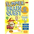 Summer Brain Quest: Between Grades Pre-K & K: For Adventures Between Grades Pre-K & K