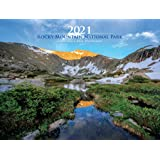2021 Scenic Wall Calendar from Erik Stensland's Images of Rocky Mountain National Park