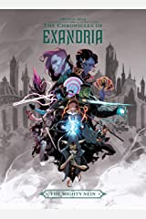 Critical Role: The Chronicles of Exandria The Mighty Nein Kindle Edition