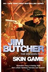 Skin Game (The Dresden Files, Book 15) Kindle Edition