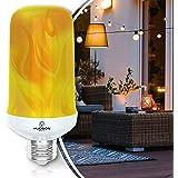 Hudson Lighting {Updated 2018} LED Flame Effect Light Bulb 3W 200 Lumen Flame Light Bulbs Fire Light Bulb- Flickr LED Flaming
