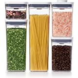 OXO 11235900 Good Grips Pop 2.0 Container 5-Piece Set
