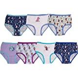 Disney Little Girls' Frozen 7-Pack Panty