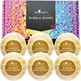 Bubble Bath Bombs 6-pack Oatmeal Milk & Honey