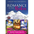 Romance In The Rockies Box Set Series: A Christian small-town Interracial Romance