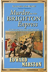 Murder on the Brighton Express: The bestselling Victorian mystery series (Railway Detective series) Kindle Edition