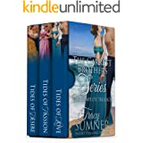 Steamy Small-Town Historical Romance Boxset: Tides of Love, Tides of Passion, Tides of Desire