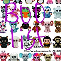Beanie boo collection list
