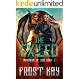 The Exiled (Dominion of Ash Book 2)