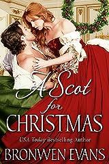 A Scot For Christmas: Seasonal Regency Romance Novella Kindle Edition