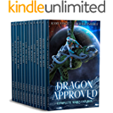 Dragon Approved Complete Series Boxed Set (Books 1 - 13): A…