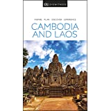 DK Eyewitness Cambodia and Laos (Travel Guide)