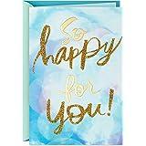 Hallmark Congratulations Greeting Card (So Happy for You)