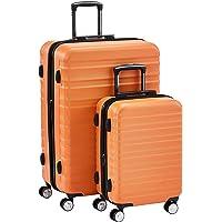 Amazonベーシック スーツケース キャリーケース 容量拡張機能 TSAロック内蔵 プレミアムハードサイド
