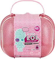 MGA L.O.L. Surprise Under Wraps Doll PDQ W1, Multicolor