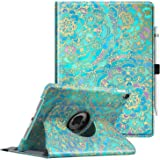 Fintie iPad Pro 9.7 Case - 360 Degree Rotating Stand Protective Cover with Smart Stand Cover Auto Sleep/Wake Feature for iPad