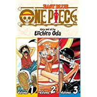 One Piece (Omnibus Edition), Vol. 1: Includes vols. 1, 2 & 3…