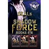 SEALs of Shadow Force Series Box Set 4 - 6 (SEALs of Shadow Force Romantic Suspense Series Book 2)