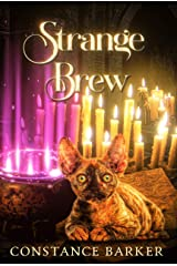Strange Brew (The Tortie Kitten Mystery Trilogy Series Book 2) Kindle Edition