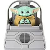 """eKids Star Wars The Child Animatronic """"AKA Baby Yoda"""" Speech and Sounds with Built in Speaker and Motion Activated Combinatio"""