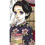 鬼滅の刃 iPhoneSE/5s/5c/5(640×1136)壁紙 珠世(たまよ)