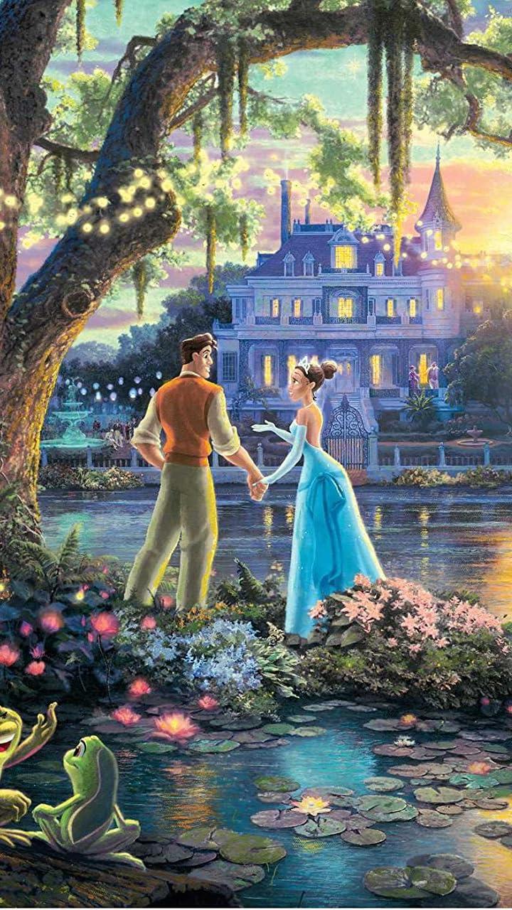 ディズニー プリンセスと魔法のキス ティアナ ナヴィーン Hd 720