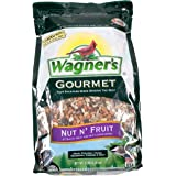 Wagner's 82072 Gourmet Nut & Fruit Wild Bird Food, 5-Pound Bag