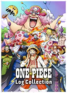 "ONE PIECE Log Collection ""WHOLE CAKE ISLAND"" [DVD]"