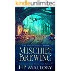 Mischief Brewing: A Paranormal Women's Fiction Novel (Midlife Spirits Book 3)